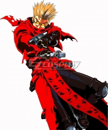 Trigun Vash the Stampede Cosplay Costume
