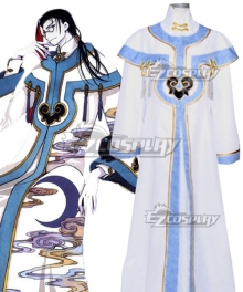 Tsubasa: Reservoir Chronicle Clow Reed Cosplay Costume