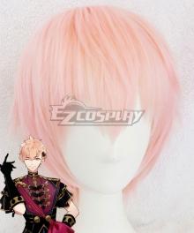 Tsukiuta.THE ANIMATION 2 Koi Kisaragi Pink Cosplay Wig
