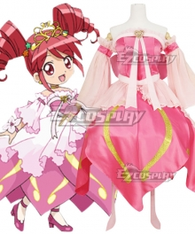 Twin Princess of Wonder Planet Fine Cosplay Costume