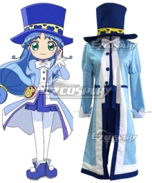 Twin Princess of Wonder Planet Fushigiboshi no Futagohime Rein Cosplay Costume