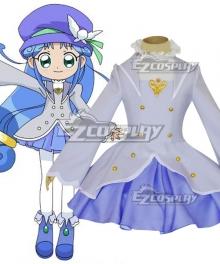 Twin Princess of Wonder Planet Fushigiboshi no Futagohime Rein Gyu Cosplay Costume