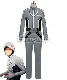 Ultra Seven Ultra Garrison Dan Moroboshi Cosplay Costume