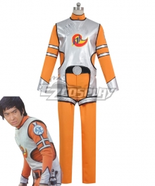 Ultraman Leo MAC Gen Ohtori Cosplay Costume
