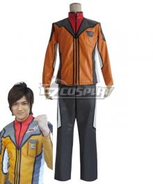 Ultraman Mebius Crew Guys Japan Male Cosplay Costume