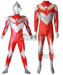 Ultraman Tiga Power Type Cosplay Costume