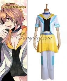 Uta no Prince-sama Natsuki Shinomiya Singing Cosplay Costume