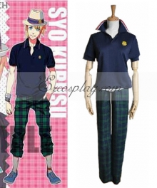 Uta no Prince-sama Saotome Summer UniformII Cosplay Costume