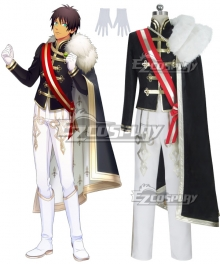Uta no Prince sama Cecil Aijima Vegetable Prince  Orange Prince Orenji Oji Cosplay Costume