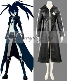 Vocaliod Black Rock Shooter Cosplay Costume