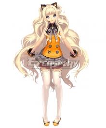 Vocaloid 3 SeeU Cosplay Costume