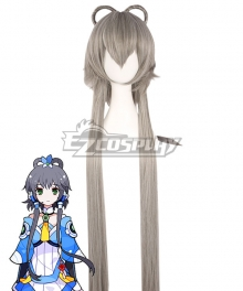 Vocaloid China Project Luo Tianyi Gray Cosplay Wig