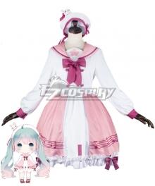 Vocaloid Diva Sakura Miku Hatsune Miku Lolita Dress Cosplay Costume