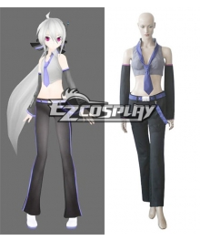 Vocaloid Haku Cosplay Costume