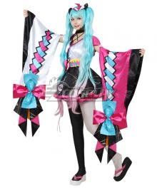 Vocaloid Hatsune Miku 2020 Magical Mirai Cosplay Costume