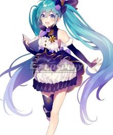 Vocaloid Hatsune Miku 2020 Galaxy Live Cosplay Costume