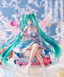 Vocaloid Hatsune Miku Sweet Angel Cosplay Costume