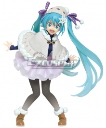 Vocaloid Hatsune Miku Winter Cloth Cosplay Costume