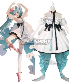 Vocaloid Hatsune Miku With You  2019 Cosplay Costume