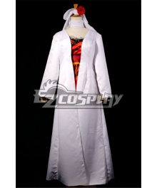 Vocaloid Kagamine Rin Killing Doll Lolita Cosplay Costume-Y316