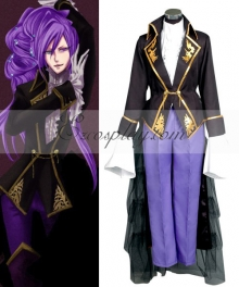 Vocaloid Sandplay Singing of The Dragon Kamui Cosplay Costume