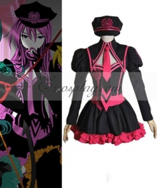 VOCALOID Love Philosophia Luka Cosplay Costume