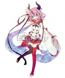 Vocaloid Meika Cosplay Costume