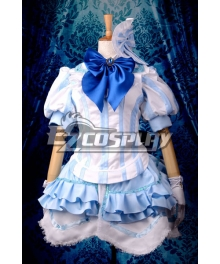 Vocaloid Miss Germany Lika Cosplay Costume Deluxe Version
