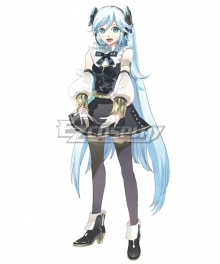Vocaloid Ring Suzune Cosplay Costume