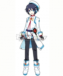 Vocaloid Zihyu Moke Cosplay Costume