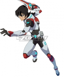 Voltron: Legendary Defender Season 8 Keith Battle Suit Cosplay Costume