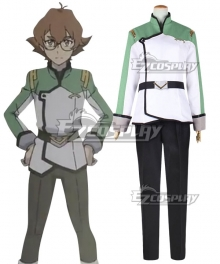 Voltron: Legendary Defender Season 8 Pidge Cosplay Costume