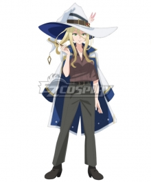 Wandering Witch: The Journey of Elaina Saya Cosplay Costume