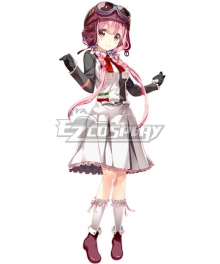 Warlords of Sigrdrifa Sonoka Torai Cosplay Costume