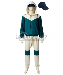 Watch Dogs 2 Jimmy Cosplay Costume