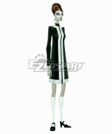 We Happy Few Female NPC Halloween Cosplay Costume