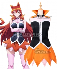 Welcome to Demon School! Iruma-kun Azazel Amelie Cosplay Costume