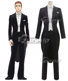 Welcome to the Ballroom Kiyoharu Hyodo Cosplay Costume