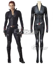 Marvel Avengers 4: Endgame Black Widow Natasha Romanoff  Zentai Jumpsuit  Cosplay Costume