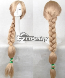 Disney Tangled Princess Rapunzel Flaxen Cosplay Wig