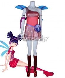 Winx Club Musa Cosplay Costume