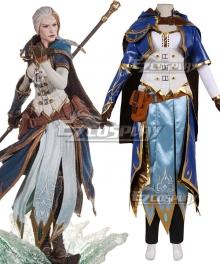 World of Warcraft Jaina Proudmoore Cosplay Costume