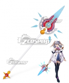 Xenoblade Chronicles: Definitive Edition Melia Cosplay Weapon Prop