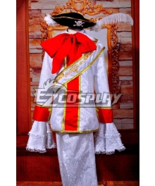 Ruler Axis powers-801 sister War of Succession Cosplay Costume