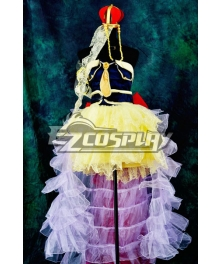 Macross Frontier Ranka Lee Wish of Valkyria Ver. Cosplay Costume Deluxe
