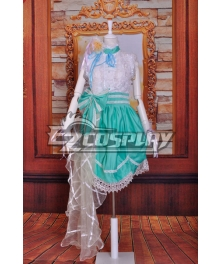 Macross Frontier Sheryl MF Sheryl Nome NT Cover Cosplay Costume Deluxe
