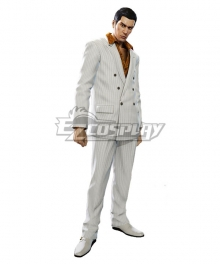 Yakuza 0 Kazuma Kiryu Cosplay Costume
