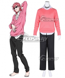Yarichin Bitch Club Ayato Yuri Cosplay Costume