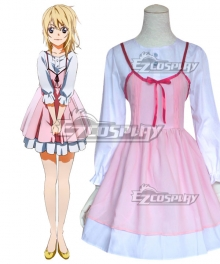 Your Lie in April Kaori Miyazono Dress Cosplay Costume