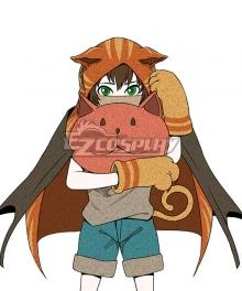 Your Turn to Die Gin Ibushi Cosplay Costume